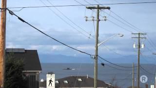 Ryeberg Home Movie HD: Submarine In The Strait, Nanaimo