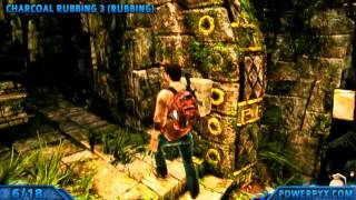 Uncharted Golden Abyss - All Treasure Locations - Chapter 26