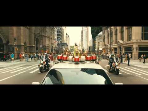Diktátor (2012) - trailer