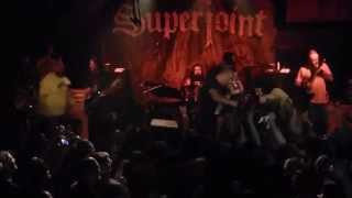 Superjoint Ritual - Oblivious Maximus/It Takes No Guts (Houston 07.11.15) HD
