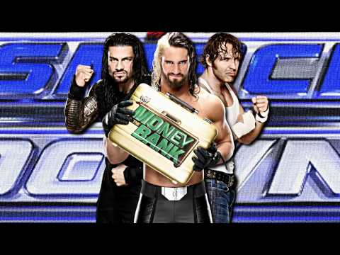 """WWE: """"Black and Blue"""" ► SmackDown Official Theme Song"""
