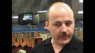 Doom 3 Xbox Interview - Tim Willits Video