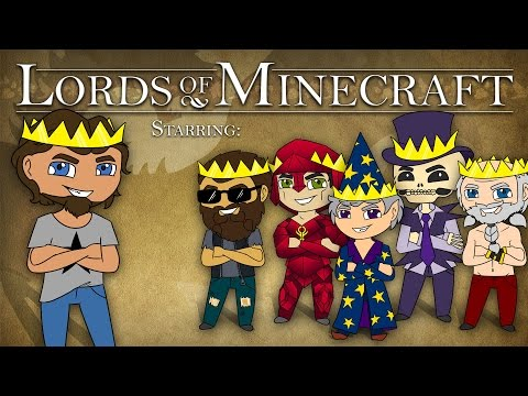 Lords of Minecraft - Prison Construction, Part 1 thumbnail