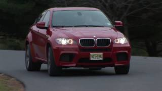 2010 BMW X6 M Videos