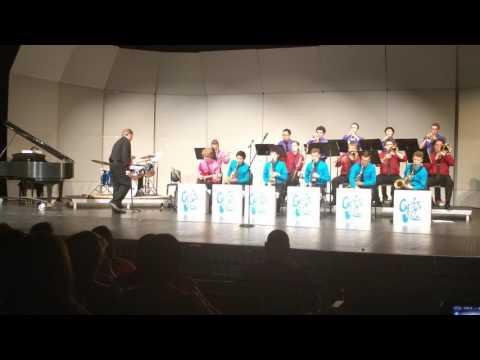 Curtis High School Jazz Band