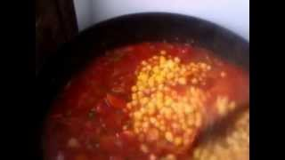 Simple Rice And Tomato Sauce Recipe