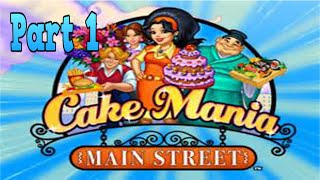 Cake Mania: Main Street Playthrough - Evan