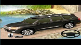Real  offroad prado driving Games mountain climb screenshot 5