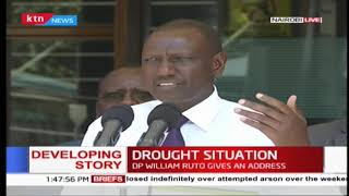 DP Ruto: Situation this year better than previous years