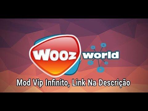 WOOZWORLD MOD HACK VIP ILIMITADO 🔥 ATUALIZADO (2019) LINK NA DESCRIÇÃO!
