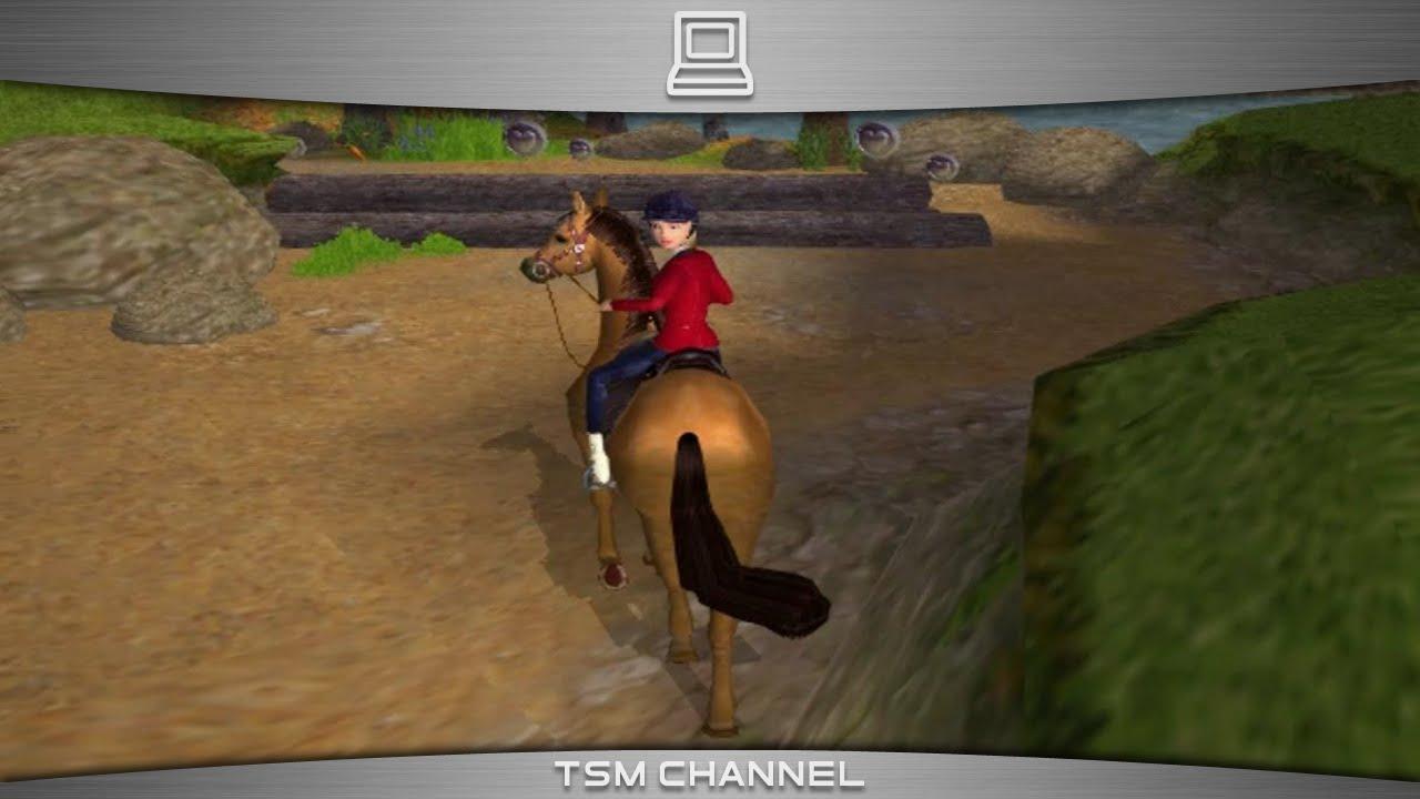 Barbie Horse Adventures Wild Horse Rescue Part 3