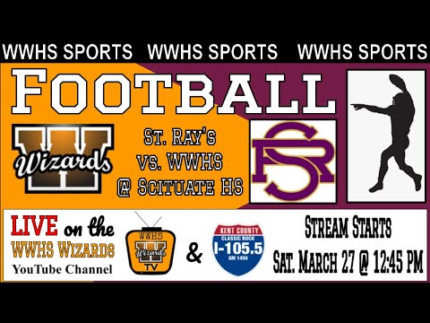 WWHS Football vs. St. Raphael Academy