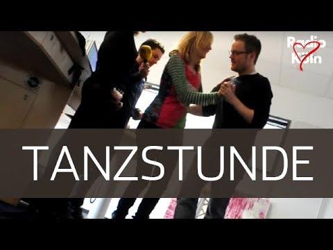Radio Köln dreht durch   Tanzlehrerin Bettina van Hasselt