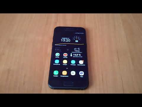 Samsung Galaxy A3 2017 после года пользования