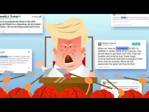 Watching This Will Change Your Brain, w Stephen Fry. Why Trump's Racist Tweets Work.
