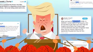 Why Trump's Racist Tweets Work, with Stephen Fry. This will change your brain.