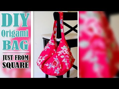 DIY POPULAR SUMMER BAG IN 15 MIN // Tote Bag Tutorial Easy Making