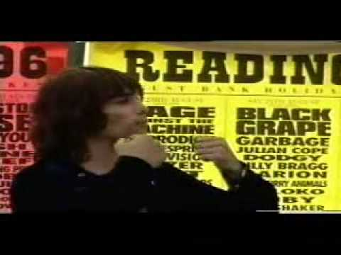 The Stone Roses at Reading - Ian Brown's interview