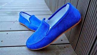 Удобная обувь | Чтобы обувь не хлопала по ноге(даю совет и представляю несколько оригинальных способов как добиться комфорта от обуви если по какой -то..., 2016-01-17T11:19:13.000Z)