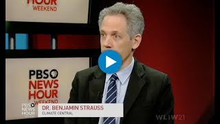 Gambar cover Ben Strauss on Antarctic Ice Melt with PBS NewsHour