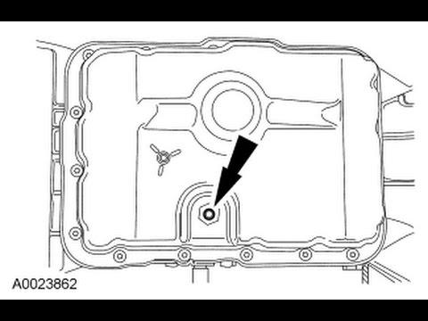 Como revisar el aceite en una transmisión sin varilla