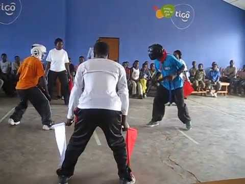 1st Rwanda Sports Chanbara Competition in July, 2014 (4)