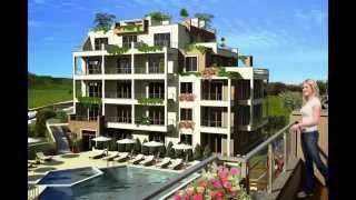 Квартиры цена от 20200 евро Болгария, 600 м от берега моря в Бяла(, 2013-12-26T19:37:10.000Z)