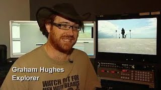 Graham Hughes | MSNBC News Interview | Feb 2010