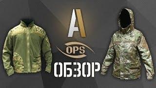 [Обзор] Тактическая куртка Integrated Field Jacket камуфляж мультикам (OPS)(, 2014-02-05T15:46:05.000Z)