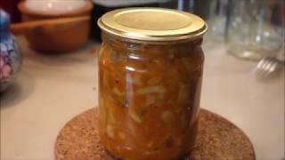 солянка с грибами на зиму    очень простая и фантастически вкусная