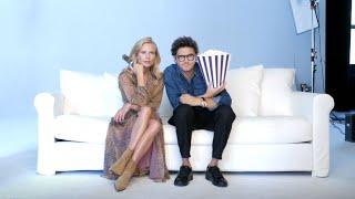 Magdalena Cielecka i Kuba Wojewódzki na jednej kanapie? – tylko w reklamie Play    making of