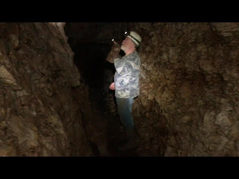 Closed! Flooded! 45 Foot Down A Mine Shaft! Topaz, Garnet And Amazonite!  Morefield Mine 2018
