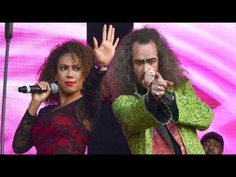"Doctor and The Medics performing ""Spirit in The Sky"" at Let's Rock Bristol 2014"