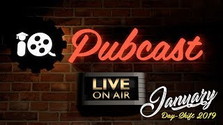 FIQ Pubcast (01/11): John's Pick of Top Movies from 2018