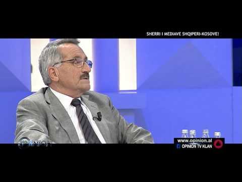 Opinion - Sherri i mediave Shqiperi-Kosove! (20 tetor 2016)