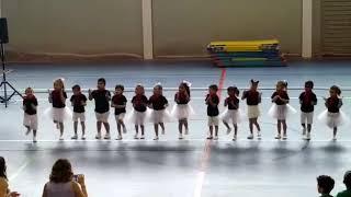 Colegio Marismillas. Baile 2018 Infantil 4 años.