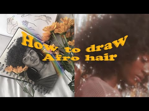 how-to-draw-curly-hair-realistic-(-how-to-draw-afro-hair)