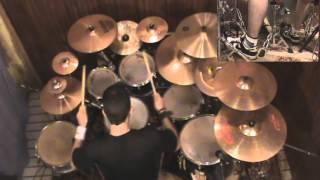 Jesse - Quatro por Um - Vim Para Adorar-Te (Drum Cover)