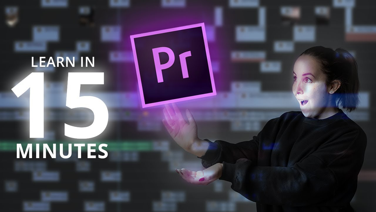 Learn Premiere Pro 2020 In 15 Minutes | ALL YOU NEED TO KNOW! Video editing basics
