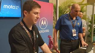 Motorola demonstrates 5G on Verizon's network