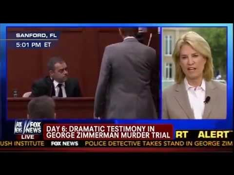 Greta Van Susteren & The Five Rip Zimmerman Prosecution: Defense Need To Put Up Case At This Point?