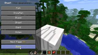 Shape Shifting Activate! - Minecraft: Shape Shifter Mod Spotlight!