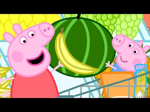 Peppa Pig Official Channel 🍉🍌🍓 Peppa Pig Loves Fruit
