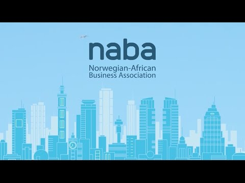 NORDIC AFRICAN BUSINESS SUMMIT 2016 - INVESTING IN AFRICA'S GROWING CITIES