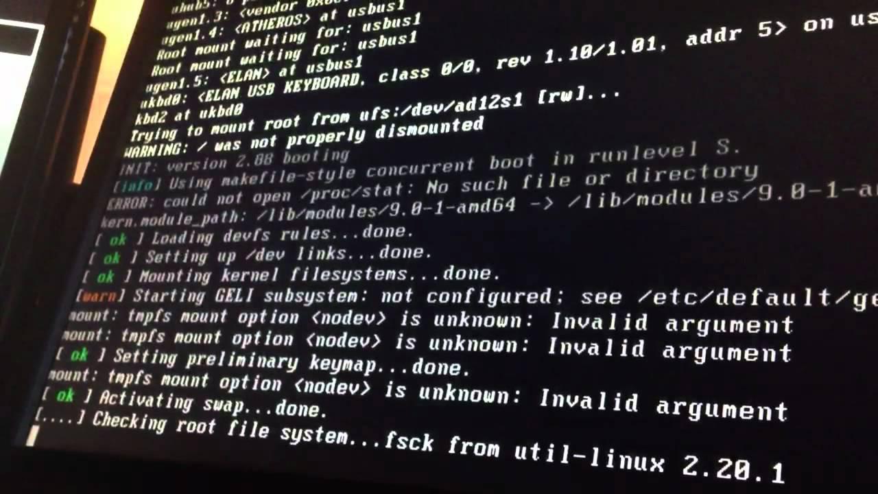Intel Ivy Bridge Borked On FreeBSD, Debian BSD - Phoronix