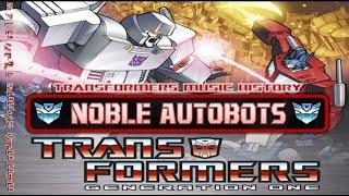 Transformers: G1 Cartoon Score (1984-1987)