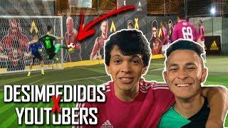 DESIMPEDIDOS X YOUTUBERS