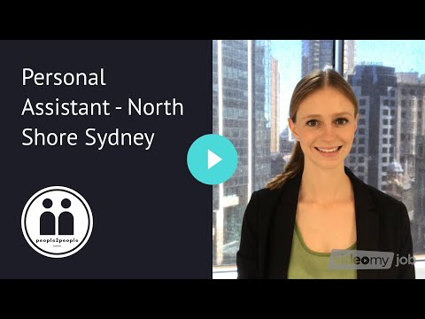 Personal Assistant Jobs - North Sydney