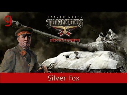 #9 | Panzer Corps | Soviet Corps - Silver Fox (1/1)