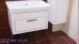 видео Мебель Belux для ванной